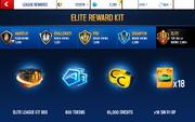 R1 Elite League Rewards