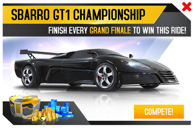 Sbarro GT1 Championship Promo