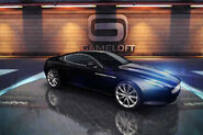Db9 coupe