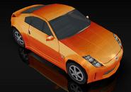 AUGT2 350Z Orange