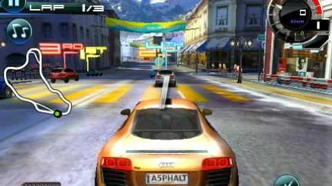 Asphalt 5 - iPhone iPod touch - Game Trailer
