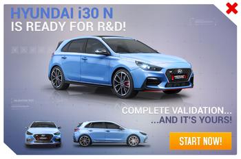 Hyundai i30N R&D Promo