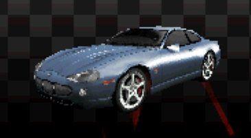 Jaguar XKR Asphalt Urban GT