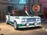 Fiat Abarth Rally