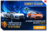 Sunset Season Promo