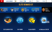 570S Elite League Rewards