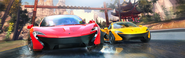 McLaren P1 loading screen