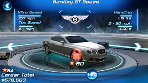 Bentley gt speed