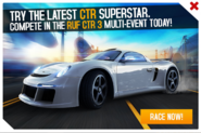 RUF CTR 3 Multi-Event Promo