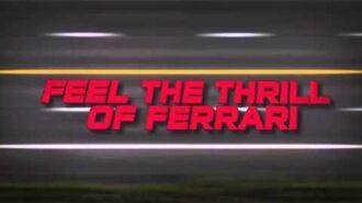 Asphalt 8 Airborne presents the Ferrari F430