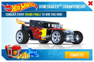 Hot Wheels Bone Shaker™ Championship Promo