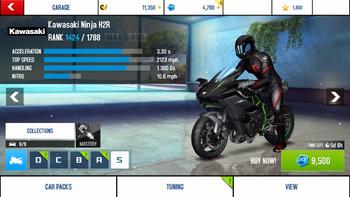 Ninja H2R Price