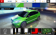A8 Focus Green