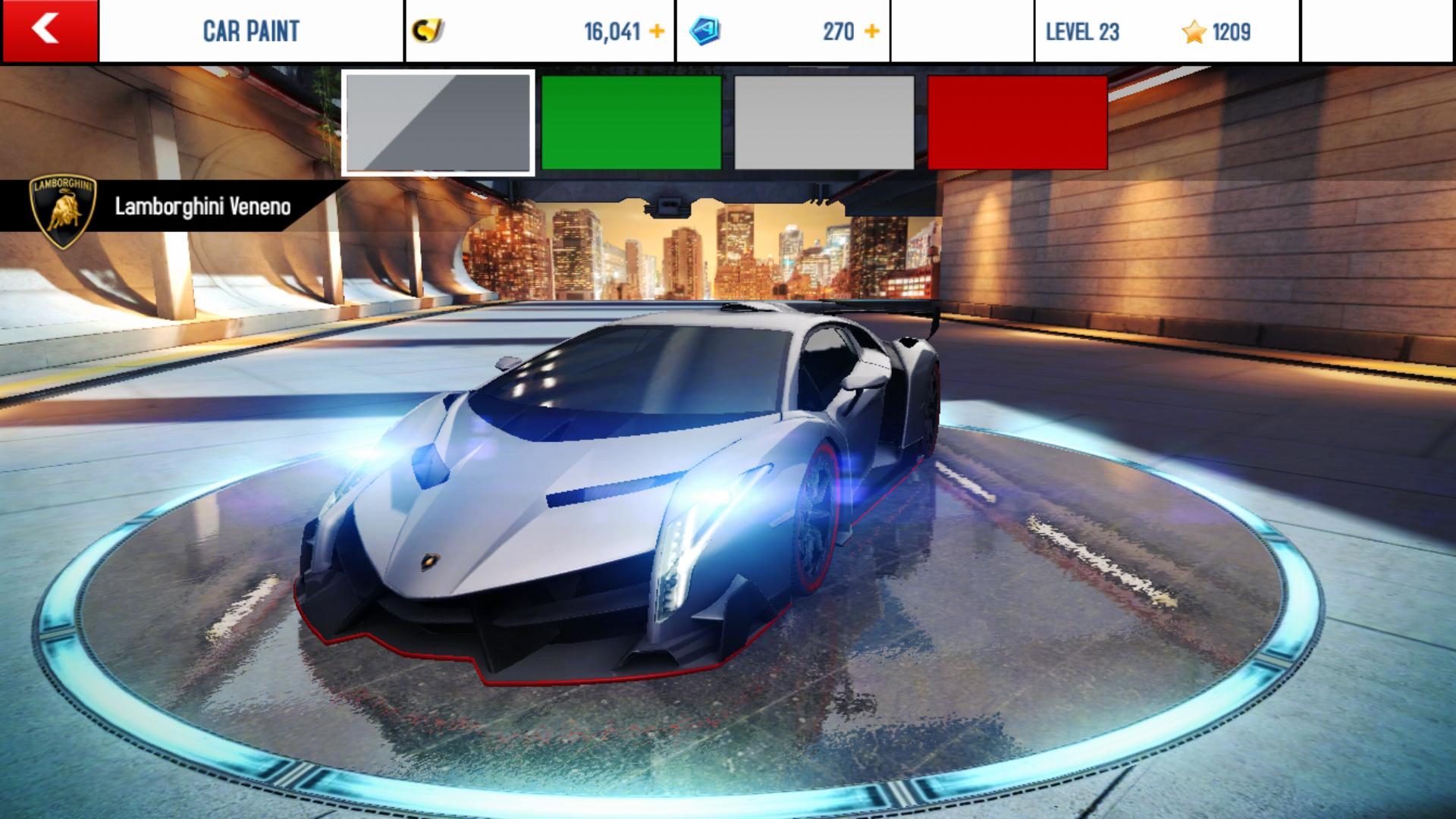 Group Of Asphalt 8 Lamborghini Wallpapers