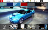 A8 GT500 L Blue