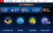 F50 Elite Rewards