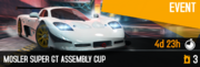 MSGT BP Cup