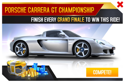 A8 Carrera GT Championship Promo