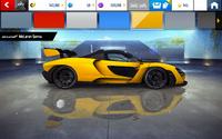 A8 Senna Yellow