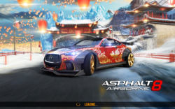 A8 Q60 SE Loading Screen