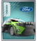 Ford Focus RS blueprint ax