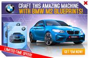 M2 BP Promo
