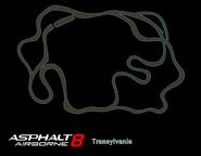Transylvania track map AN20190208