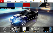 A8 GT500 Black
