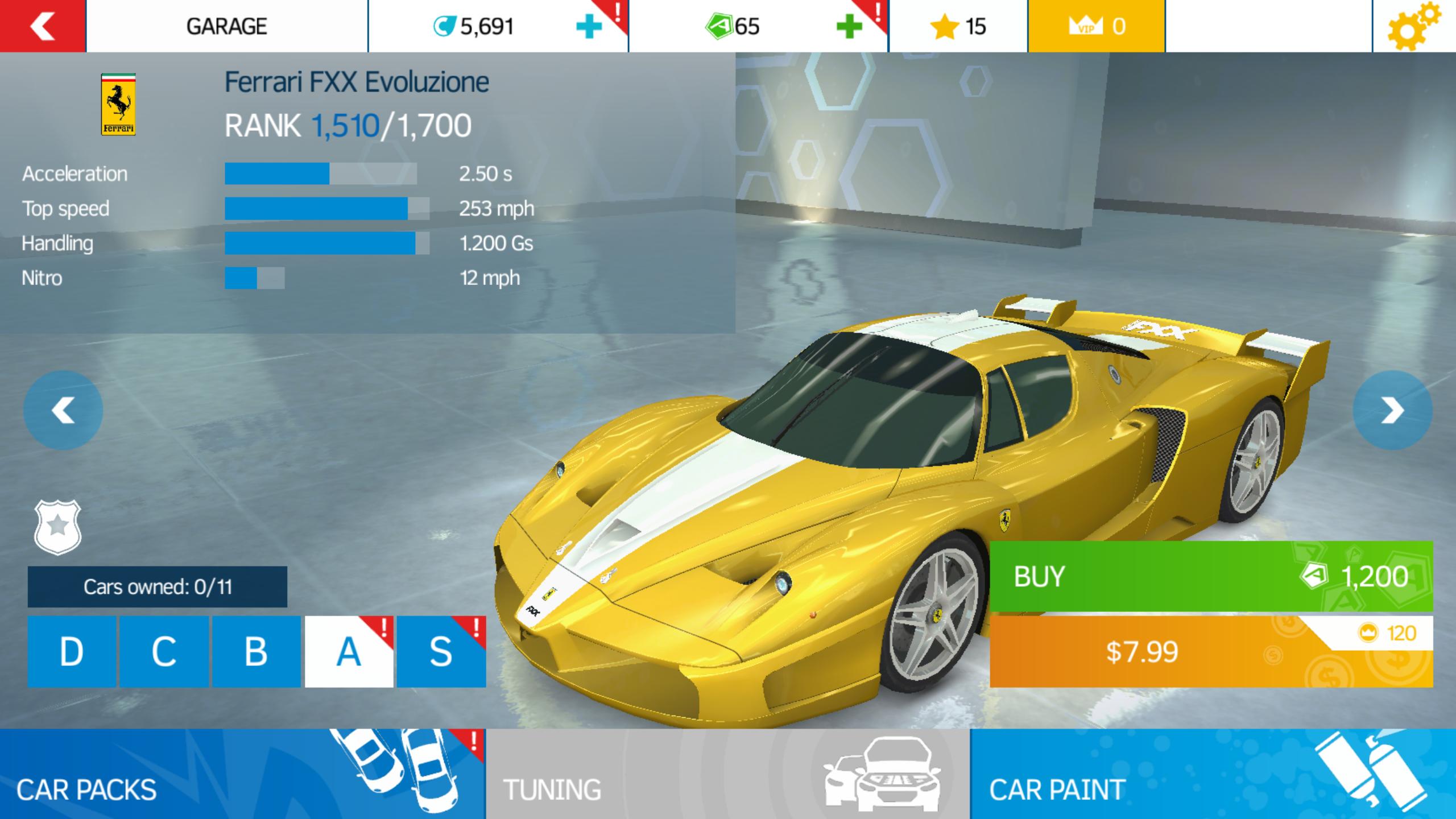Ferrari Fxx Evoluzione Asphalt Wiki Fandom Powered By Wikia