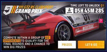 Porsche 911 GT2 GP