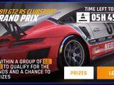 Porsche 911 GT2 RS Clubsport (Grand Prix)