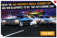 1967 Impala Assembly Cup Promo