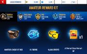 Enzo Amateur League Rewards