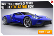 2017 Ford GT Promo