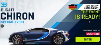 Bugatti Event