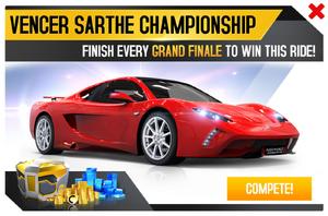 Vencer Sarthe Championship Promo