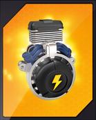 Legendary Electric Engine