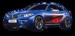 BMW M2 Techno icon as
