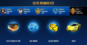 SIN R1 Elite League Rewards