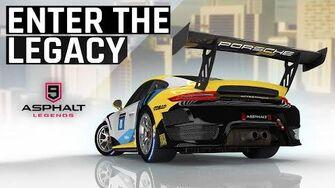 Asphalt 9 - Porsche Season Update