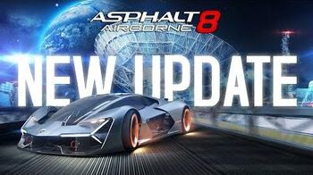 Asphalt 8 6 Year Anniversary Update Trailer