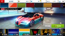 Bugatti Veyron 16.4 Grand Sport Vitesse Decal 5