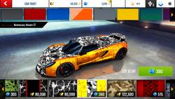 Hennessey Venom GT Decal 5