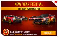 New Year Festival Promo