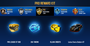 Lotus Evora Enduro GT Pro League Rewards