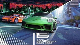 Asphalt - 15th Anniversary Celebrations 🎉🎉