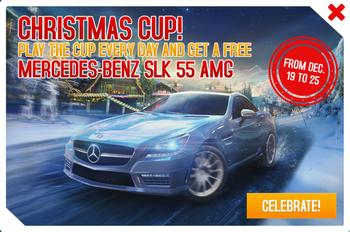 Cup ad Christmas 2015