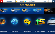 Daybreak Season 1 Elite League Rewards