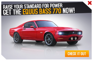 Equus Bass 770 Promo