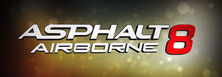 Asphalt 8 Airborne iphone ipad logo